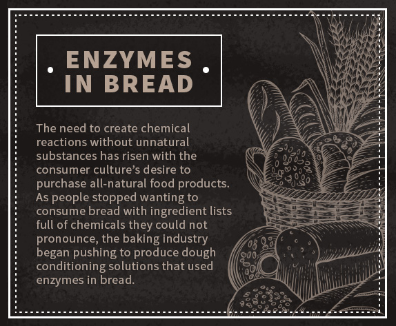 enzymes in bread quote